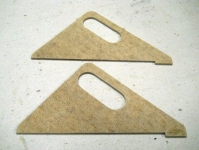 Triangular Push Sticks