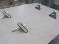 Benchtop Non-Slip Risers