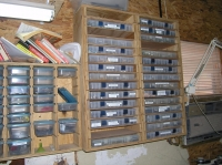 Storage Box Rack