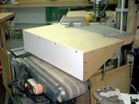 Horizontal Edge Sander