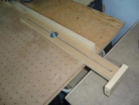Radial Arm Saw Stop Blocks