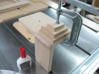 Small Parts Glue-Up Platforms