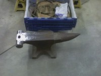 Anvil Modification