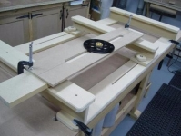Through Routing Jig