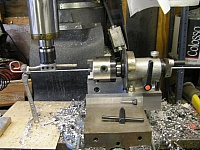Bending Setup for a Mill