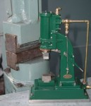 Small Steam Hammer