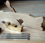 Infill and Rebate Shoulder Planes