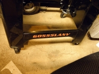 Bandsaw Stand Modification