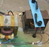 Welder Current Limiter