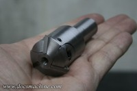 Modified Insertable-Carbide Spline Cutter