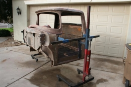 Homemade Body And Frame Rotisserie Homemadetools Net