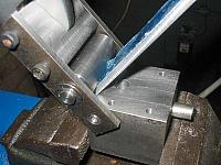 Homemade Arbor Press - HomemadeTools net