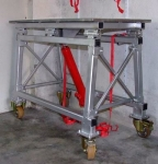 Fold Up Welding Table