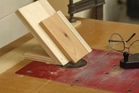Spline Cutting Jig