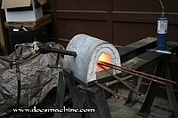 Simple Propane Forge