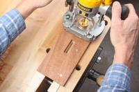 Router Mortising Jig