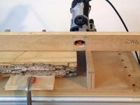 Router Surfacing Jig