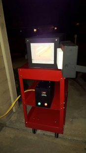 Heat Treatment Oven