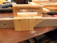 Table Saw Fence Block