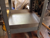 Table Saw Storage Bin