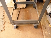Table Saw Stand Modification