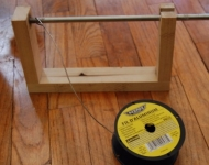 Chain Mail Ring Jig