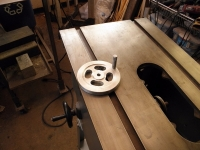 Slotted Hand Wheel