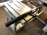 Table Saw Miter Fence