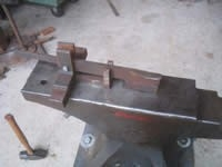 Anvil Guillotine Fuller