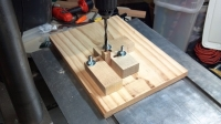 Pen Block Drilling Jig