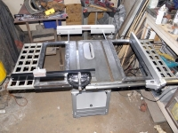 Table Saw Arm Extensions