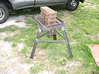 Swage Block Stand