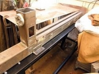 Lathe Table
