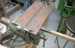 homemade sheet metal bender. homemade sheet metal bender