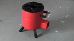Homemade Rocket Stove Homemadetools Net