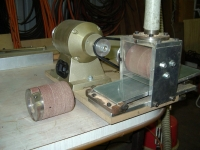 Small Thickness Sander
