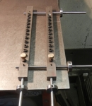 Shelf Pin Drilling Jig