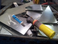 Plastic Welding Method