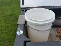 ATV Bucket Holder