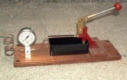 Homemade Boiler Test Pump