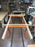 Plywood Cutting Platform