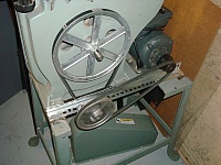 Bandsaw Conversion (Wood to Metal)