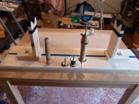 Rod Wrapping Jig