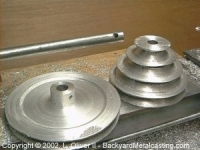 Lathe Pulleys