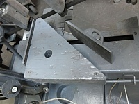 Handmade Angle Blocks for Horizontal Bandsaw