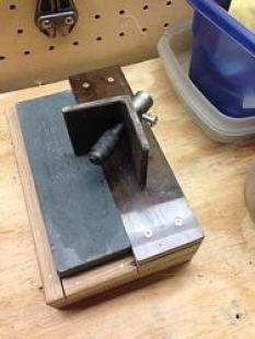 Homemade Drill Bit Sharpener Homemadetools Net