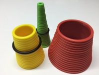 O-ring Sizing Cones