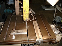 Bandsaw Rip Fence
