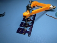 Soldering Gravity Clamp