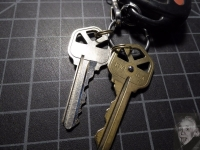 Tactile Key Identifier
